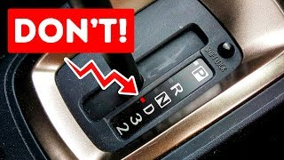 Download 7 Things You Shouldn't Do In an Automatic Transmission Car Video