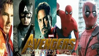Download Avengers Infinity War : All 67 Characters(Fan made) Video