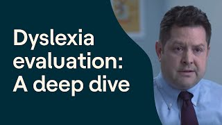 Download An Inside Look at a Dyslexia Evaluation Video