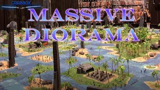 Download SWCC Massive Scarriff Diorama Time Lapse From Beginning to Completion! Video