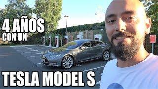 Download 4 años con mi Tesla Model S: degradación batería y estado general Video