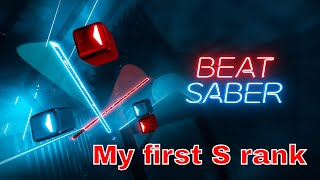 Download Beat Saber - Reason For Living - My first S Rank! Video