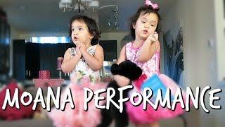 Download MOANA ON BROADWAY? - Dancember 06, 2016 - ItsJudysLife Vlogs Video