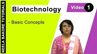 Download Biotechnology - Basic Concepts Video