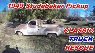 Download 1949 Studebaker Pickup Rescue (CTR 61) Video