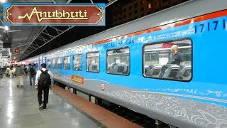 Download DEPARTURE From PUNE JUNCTION | 12025 (22025 For Anubhuti Coach) PUNE-SC Shatabdi Express Video