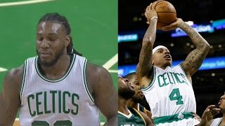 Download Crowder Mad Fans Cheer Hayward! Isaiah Thomas Career High 15 Asts! Jazz vs Celtics Video