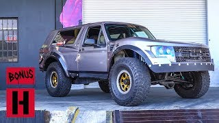 Download Part Bronco, Part F-250 Frankenstein - Braptor Is Ready For Lift Off! Video