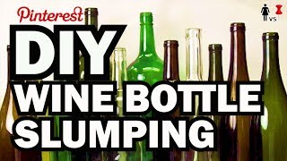 Download DIY Melted Wine Bottle Tray, Corinne VS Pin #19 Video