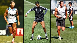 Download Top 5 - Best Leg Exercises for Footballers - How to get Faster & more Shooting Power Video