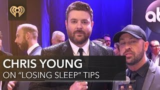 Download Chris Young ″Losing Sleep″ Tips | CMA Red Carpet Video