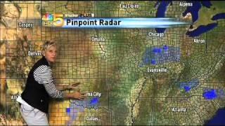Download Ellen Interrupts NBC 5 News in Chicago! Video
