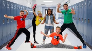 Download Being Awesome! Ninja Kidz Music Video Video