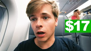 Download I BOOKED THE CHEAPEST FLIGHT IN EUROPE Video