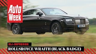 Download Rolls Royce Wraith Black Badge (2017) - AutoWeek review - English subtitles Video