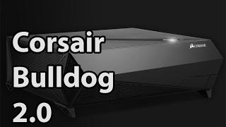 Download Corsair Bulldog - An HTPC Designed for 4K Gaming Video