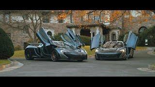 Download McLaren Greenwich - McLaren Special Operations MSO - MSO HS & P1 in Sterling Grey (4K) Video