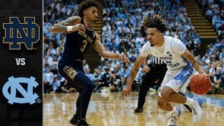 Download Notre Dame vs. North Carolina Basketball Highlights (2019-20) Video