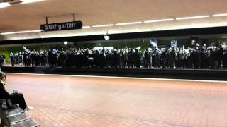 Download FC Porto Fans in Dortmund-Super Dragões em Dortmund Video