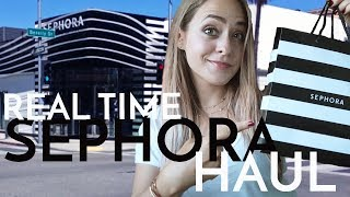 Download Real Time SEPHORA Haul! | Fleur De Force Video