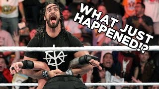 Download WWE Extreme Rules 2016: WHAT JUST HAPPENED!? Video