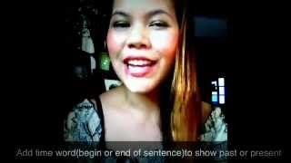 Download Thai lesson 21 :Grammar : Past- Present -Future タイ語の文法 Video