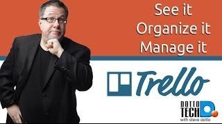 Download Trello - A Beautiful Organiser App Video