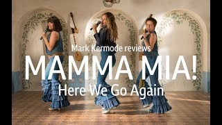 Download Mammia Mia! Here We Go Again reviewed by Mark Kermode Video