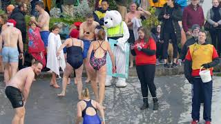 Download Polar Plunge in Sandycove (2019) Video
