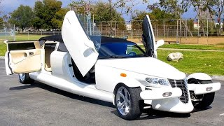 Download 10 MOST UNUSUAL LIMOUSINES Video