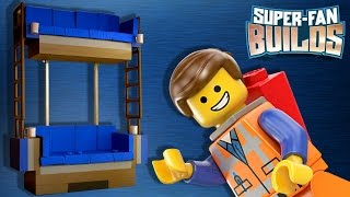 Download Lego Double Decker Couch (the Lego Movie) - Super Fan Builds Video