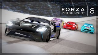Download Forza 6 - CARS 3 RECREATION (Opening Races) Video