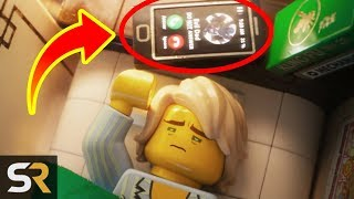 Download 10 LEGO Ninjago Movie Easter Eggs You Didn't Notice Video