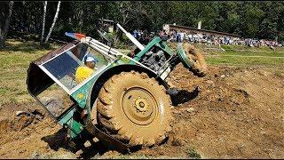 Download Tractor Show - Traktoriáda Horní Planá 2018 Video