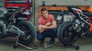 Download Single-Sided vs. Double-Sided Swingarm - What's The Difference? | MC GARAGE Video
