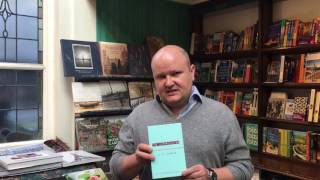 Download Henry Hitchings at Daunt Books for Books Are My Bag 2016 Video