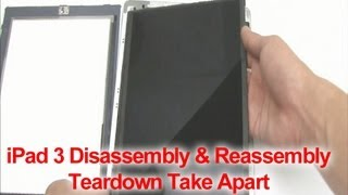 Download How to iPad 3rd Generation Screen Replacement Video