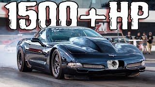 Download These STICK SHIFT Racers are Crazy! | Procharged Corvette, 2JZ 240SX and MORE! Video