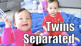 Download Twins Separated for the First Time! - March 15, 2015 - ItsJudysLife Vlogs Video