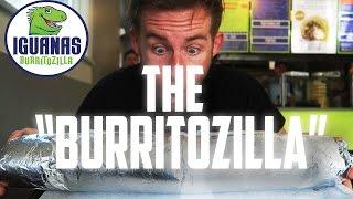 Download ErikTheElectric VS. THE ″BURRITOZILLA″ Video