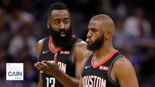 Download The player the Rockets could add in order to finally reach the Finals | The Will Cain Show Video