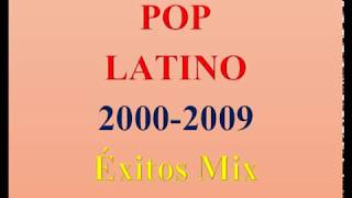 Download POP LATINO 2000-2009 Éxitos - Canciones Mix Video