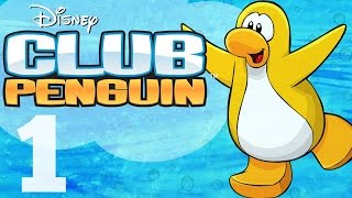 Download Club Penguin : Let's play - Kitty Cat Puffle [1] Video