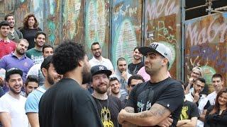 Download The Arena - Dizaster vs Edd Abbas (First Official Arabic Rap Battle) #MobaRap Video