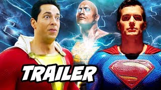 Download Shazam Trailer - Justice League Easter Eggs and Jokes Breakdown Video