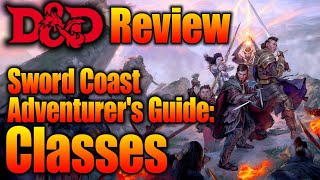 Download Character Classes- Sword Coast Adventurer's Guide to the Forgotten Realms Review Video