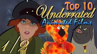 Download Top 10 Underrated Animated Films 1/2 Video