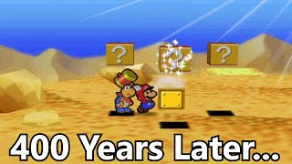Download Hitting this Block for 416 Years Crashes Paper Mario Video