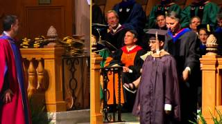 Download Wake Forest University School of Business Hooding Ceremony 2015 Video
