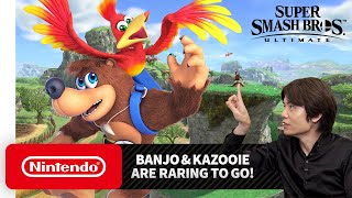 Download Super Smash Bros. Ultimate – Mr. Sakurai Presents ″Banjo & Kazooie″ Video